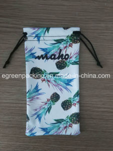 Digital Print Sunglasses Microfiber Pouch /Bag pictures & photos