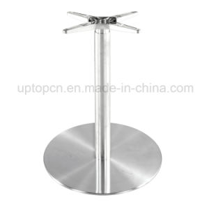 Wholesale High Adjustable Stainless Steel Table Base (SP-STL008) pictures & photos