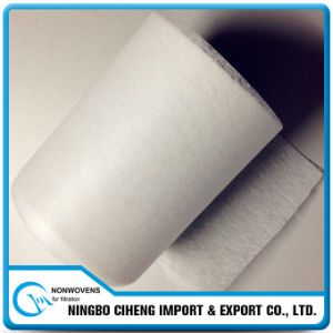 Backbone Material Airlaid Hot Rolling Polyester Pet Non Woven Fabric pictures & photos