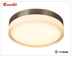 Hot Sell&Popular LED Modern Indoor Lighting Ceiling Round Glass Light pictures & photos