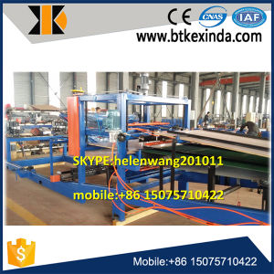 Metal Roofing EPS Sandwich Panel Roll Forming Machine pictures & photos