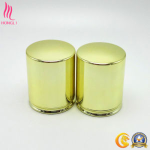 Bright Golden Lid for Skin Care Lotion Bottle pictures & photos