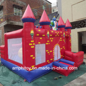 New Arrival PVC Red Inflatable Jumping Bouncer pictures & photos