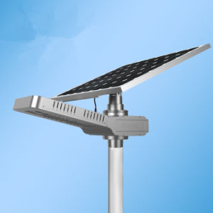 New Intelligent Induction Integrated Solar LED Light for Street pictures & photos