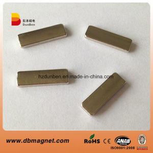N52 Arc Neodymium Motor Generator Magnet pictures & photos