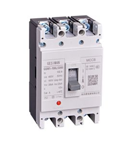 MCCB Moulded Case Circuit Breaker MCCB-100 pictures & photos