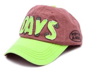 Washed Distressed Cap pictures & photos