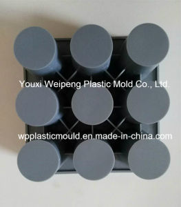 Plastic Mold of The Panel Controller Block for Building Construction (BHKZK-1) pictures & photos