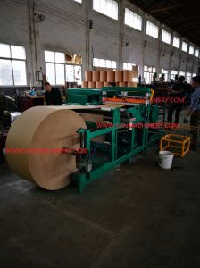 Paper/Fibre Drum/Barrel/Tube Making Machine with Labeling Unit pictures & photos