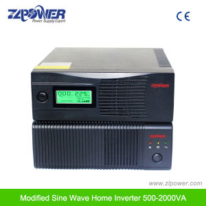 500-2000va Modified Sine Wave Inverter Home Inverter AC Charger pictures & photos
