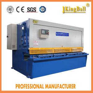 CNC Sheet Metal Hydraulic Shearing Machine pictures & photos