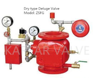 Fire Fighting Deluge Valve / Alarm Check Valve (GLYL45, GLYL01X. ZSFZ, ZSFG) pictures & photos