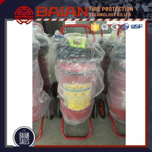 Trolley Type ABC Dry Powder Fire Extinguisher with Factory Price pictures & photos
