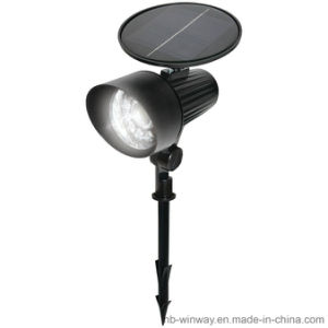 12LED Solar Motion Wall Spotlights pictures & photos