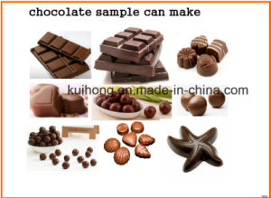 Kh 150 Chocolate Bar Making Machine pictures & photos