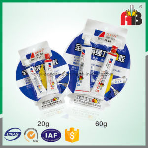 Dy-Jt40 Transparent Modified-Acrylic Ab Adhesive pictures & photos