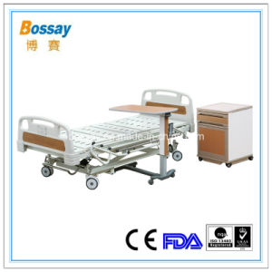 X Shape Three Function Electric Hospital Bed pictures & photos