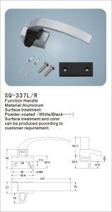 Aluminium Handle for Doors and Windows Hardware (SQ-337 L/R) pictures & photos