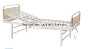 Cheapest Clinic Nursing One Crank Medical Bed pictures & photos