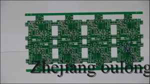 Surface Finish: Immersion Gold Abnormity Shape PCB (OLDQ-022) pictures & photos