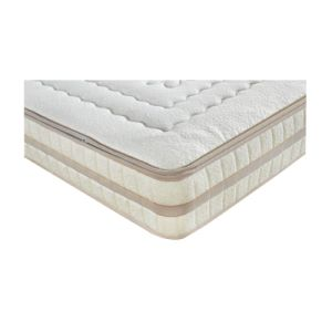 Knitted Fabric 4 Inch Natural Memory Foam Mattress pictures & photos