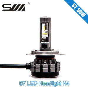 New Design S7 Car Light H4 LED Headlight pictures & photos
