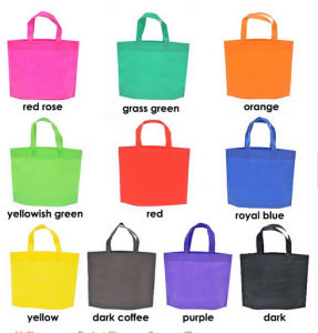 Nonwoven Shopping Distribute Gift Tote Bag Dfnwb0010 pictures & photos