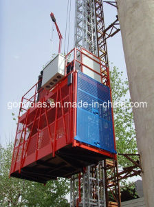 Dipping Zinc Spray Paint Ketong Building Hoist pictures & photos