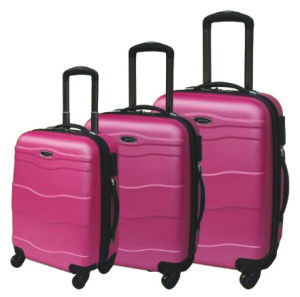 Promotion ABS Zipper Style Luggage in 20/24/28 pictures & photos