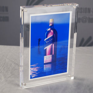 Hot Magnetic Acrylic Photo Frame pictures & photos