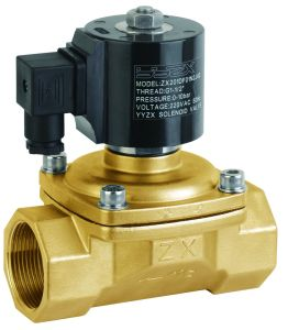 SZX20-32 5/4inch 2/2way Normally Closed Diaphragm SUS304 Solenoid Vlave pictures & photos