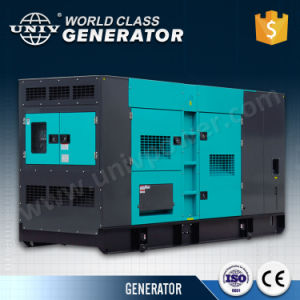 2017yrs New Design 25kVA Isuzu Soundproof Diesel Generator Set pictures & photos