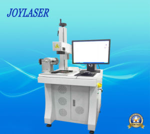360 Degree Rotating Optical Fiber Laser Marking Machine