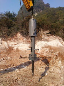 Excavator Mounted Big Power Hydraulic Rock Splitter pictures & photos
