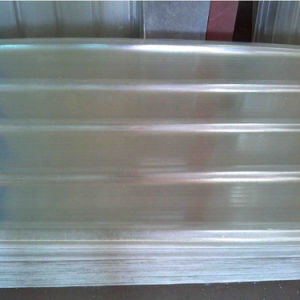 Fibreglass Corrugated Skylight Lighting Sheet/Flexible FRP Sheet pictures & photos