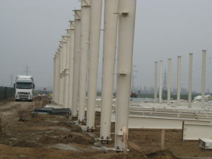 Steel Sheds & Wall Panels & Roofs Panels & Steel Warehouse & Steel Grid Project pictures & photos