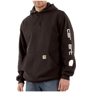 Black Fashion Men′s Customized Hoodies Sweatshirts pictures & photos