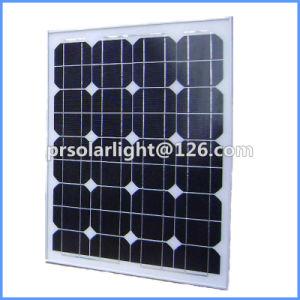 40W High Efficiency Mono Renewable Energy Saving PV Solar Panel pictures & photos