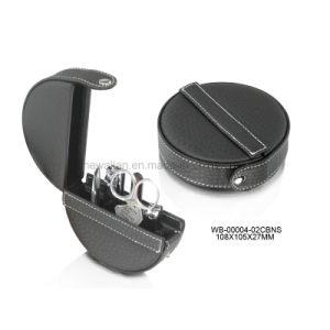 Round Shape 5PCS Nail Care Tools Manicure Kit Pedicure Set pictures & photos