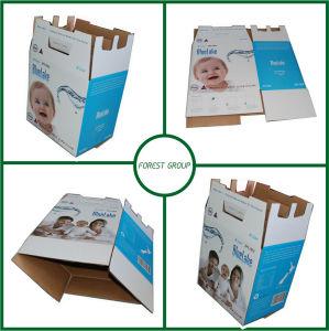 New Design Color Corrugated Carton Paper Box pictures & photos