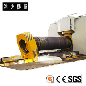 Full Hydraulic Three-Roll Variable Geometry Bending Rolls W11XB-20*2000 Rolling Machine pictures & photos