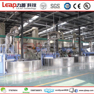 Energy Saving & Environmental Purified Cotton Fiber Granulator pictures & photos