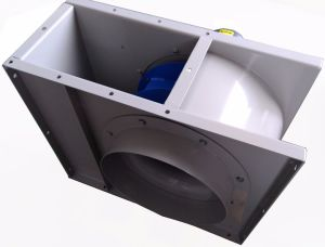 4-72 Ventilation Industrial Backward Curved Cooling Exhaust Centrifugal Blower (450mm) pictures & photos