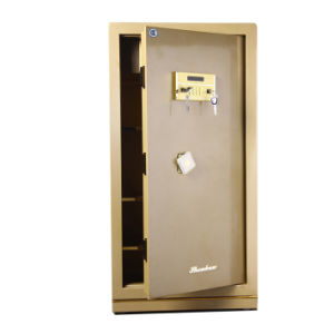 Security Home Safe Box with Digital Lock-Champagne Gold Seriers Fdx A1/D 120-Y pictures & photos