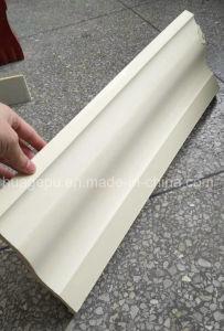 European-Style Polyurehane Foam PU Plain Cornice Moulding pictures & photos