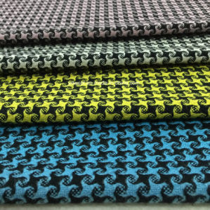 Little Cyclone Style Wool Fabric pictures & photos