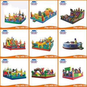 Lovely Princess Inflatable Castles, Inflatable Jumping Castle pictures & photos