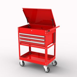 33 Inch 3 Drawer Service Cart pictures & photos