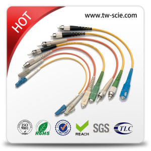 Duplex 2.0mm or 3.0mm mm Indoor Fiber Optic Patch Cord pictures & photos