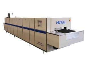 CE Approved, Hsk4008-0711 (Z) Belt Furnace for Thick Film Firing pictures & photos